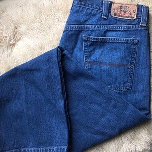 Men's L.L. Bean Standard Fit Jeans 38x30
